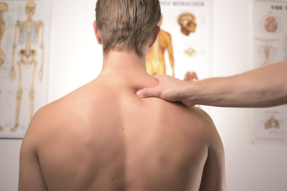 Easy back pain relief